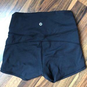 Lululemon Spandex short